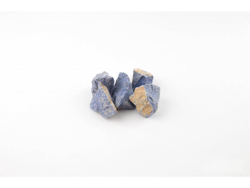 Modrý křemen - surový