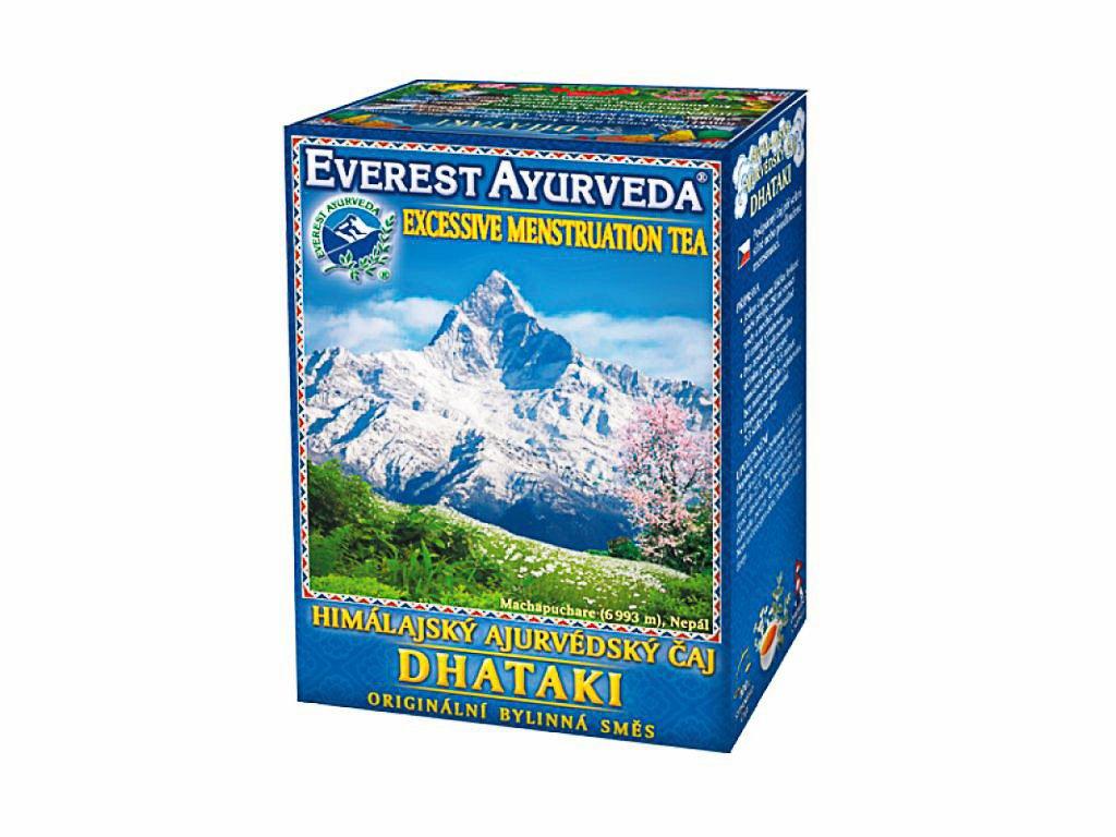 Dhataki - silná menstruace