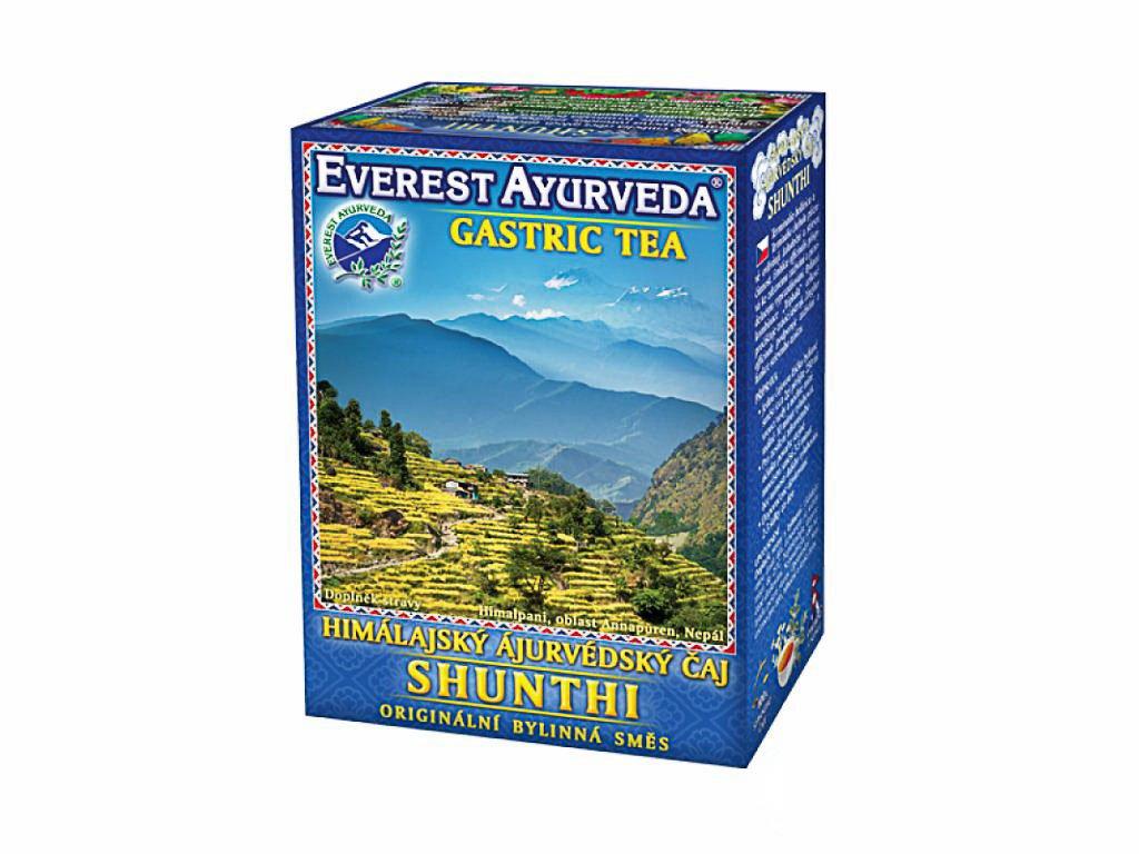Shunthi - žaludek,střeva
