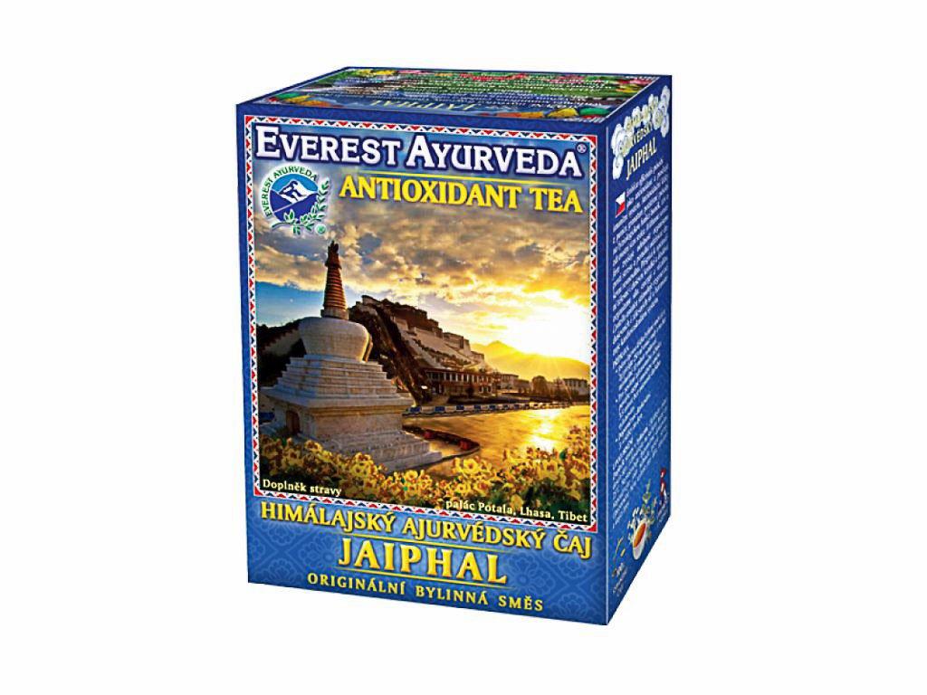 Jaiphal - antioxidant,omlazení tkání