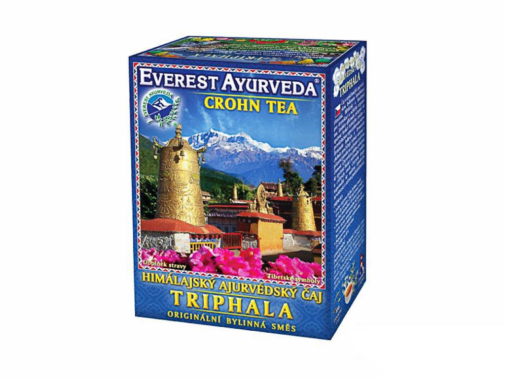Triphala - pročištění trávicího ústrojí,detoxikace