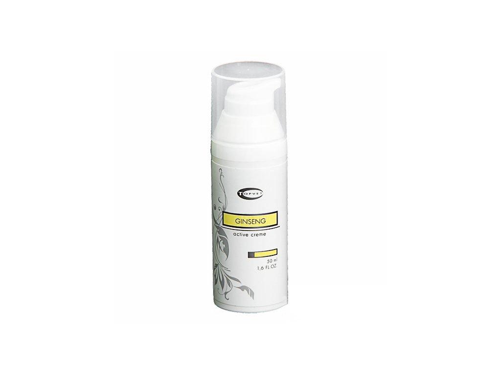 Ginseng (ŽEN ŠEN) - active creme