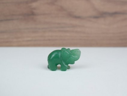 Slon malý - avanturín