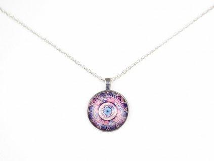 Mandalový náhrdelník 1