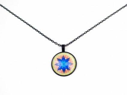 Mandalový náhrdelník 10
