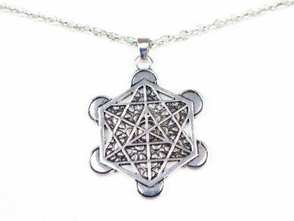 Amulet  - Metatronova kostka