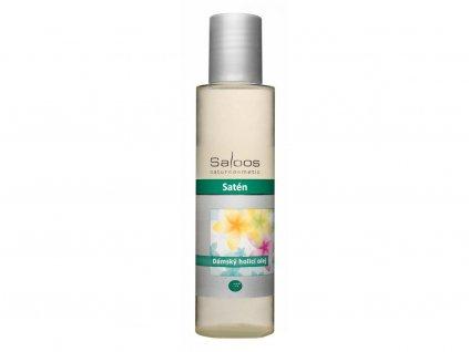 Sprchový olej - Satén