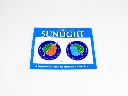 Mandala Sunlight M Bodhi Leaf