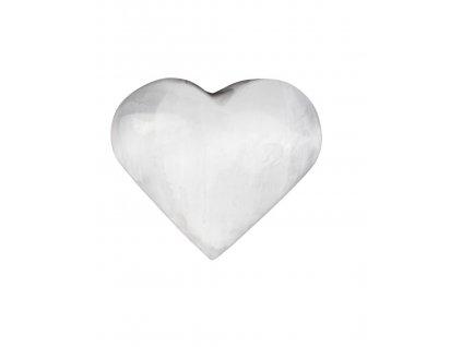 Selenitové srdce větší