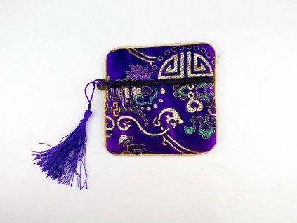 Peněženka - fialová