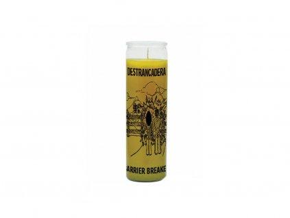 Magická svíce - (Barrier breaker)