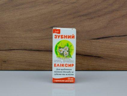 Elixír na péči o zuby a dásně 25ml
