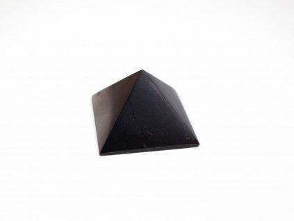 Šungitová pyramida - střední