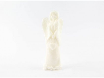 Anděl štěstí bílý