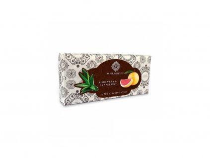 Mýdlo Aloe vera a grapefruit 115 g