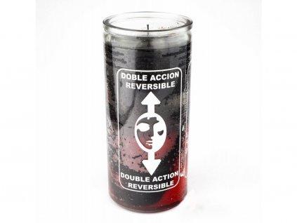 Velká Magická svíce - (Double action reversible)