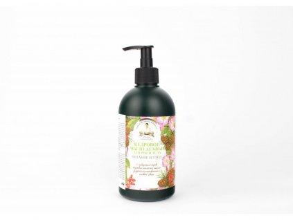 """Zobrazit větší Recepty babičky Agáthy: Tekuté mýdlo na ruce a tělo """"CEDR"""" 500ml"""