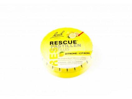 Rescue pastilky -  citron