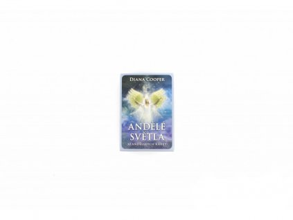 Andělé světla - karty