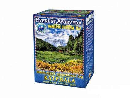 Katphala - projevy zvýšené teploty