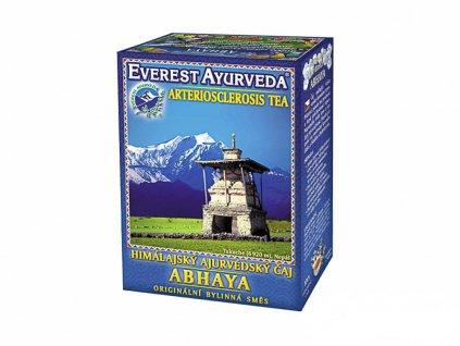 Abhaya - krevní oběh,pružnost cév