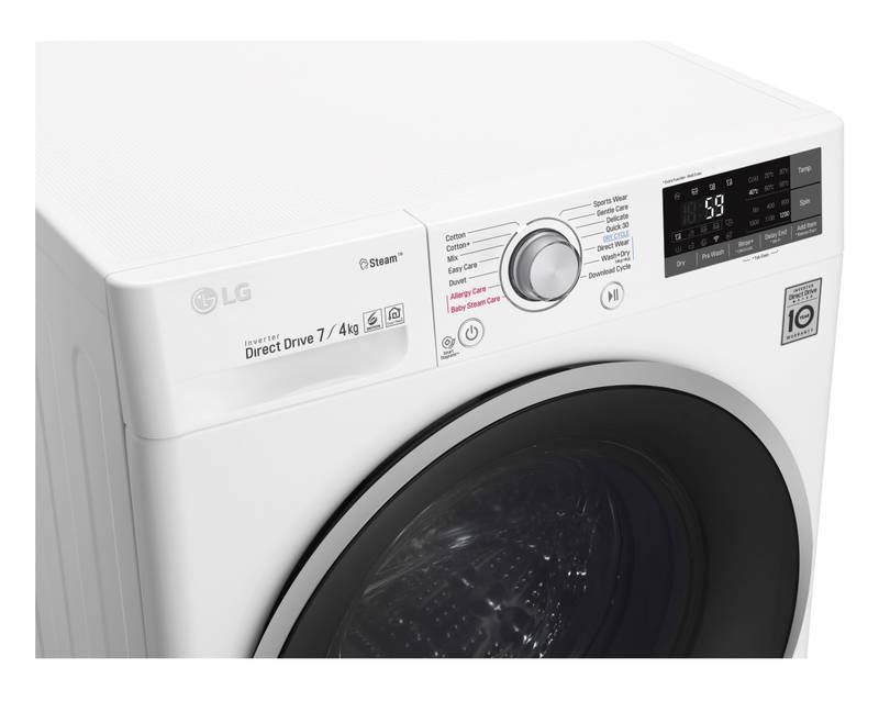 Údržba a praní plen