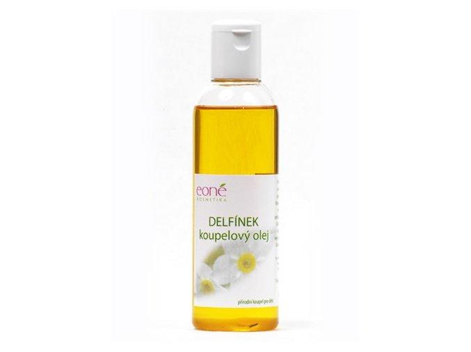 Dětský koupelový olej Delfínek, 200 ml