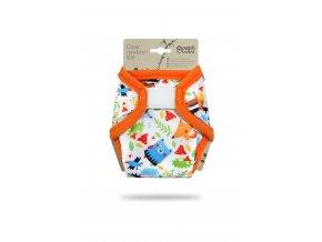 102548 Lesní pohádka novorozenecké svrchní kalhotky
