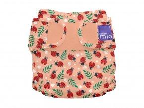 Plenkové kalhotky BambinoMio, Loveable Ladybug