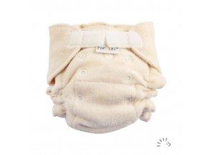 Novorozenecké biofroťáčky (MiniFit terry organic), Popolini