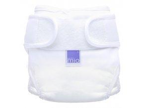 Plenkové kalhotky BambinoMio bílé