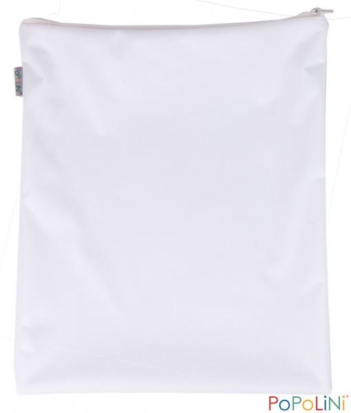 Pytlík na plenky bílý