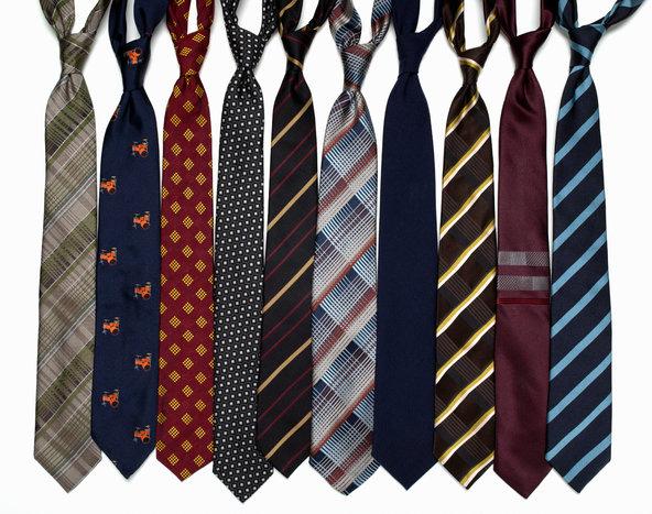 Výprodej kravaty - sleva, cena od 30Kč/ks