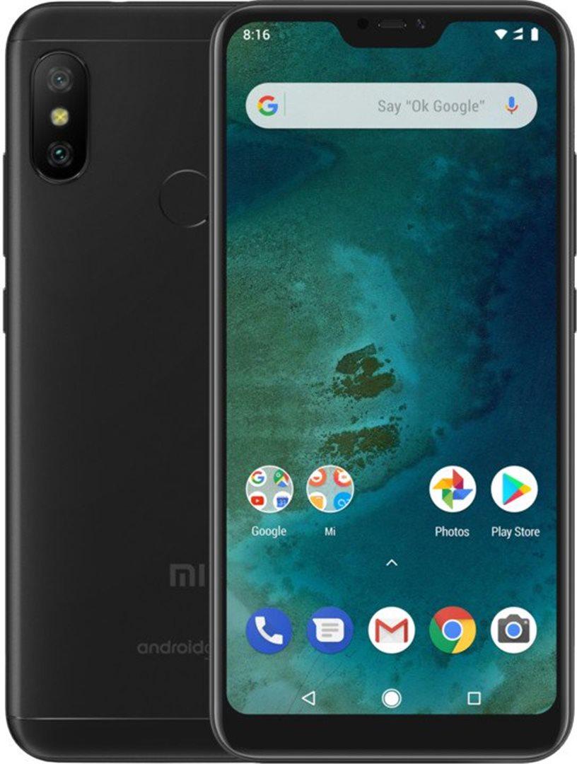 Xiaomi Mi A2 Lite (4GB / 64GB), Black  za 2999Kč