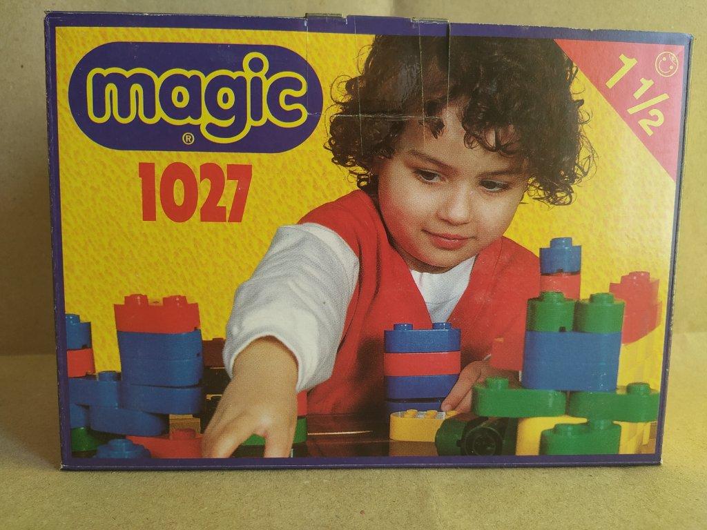 Stavebnice Magic 1027 od 18 měs. (HR2.11)