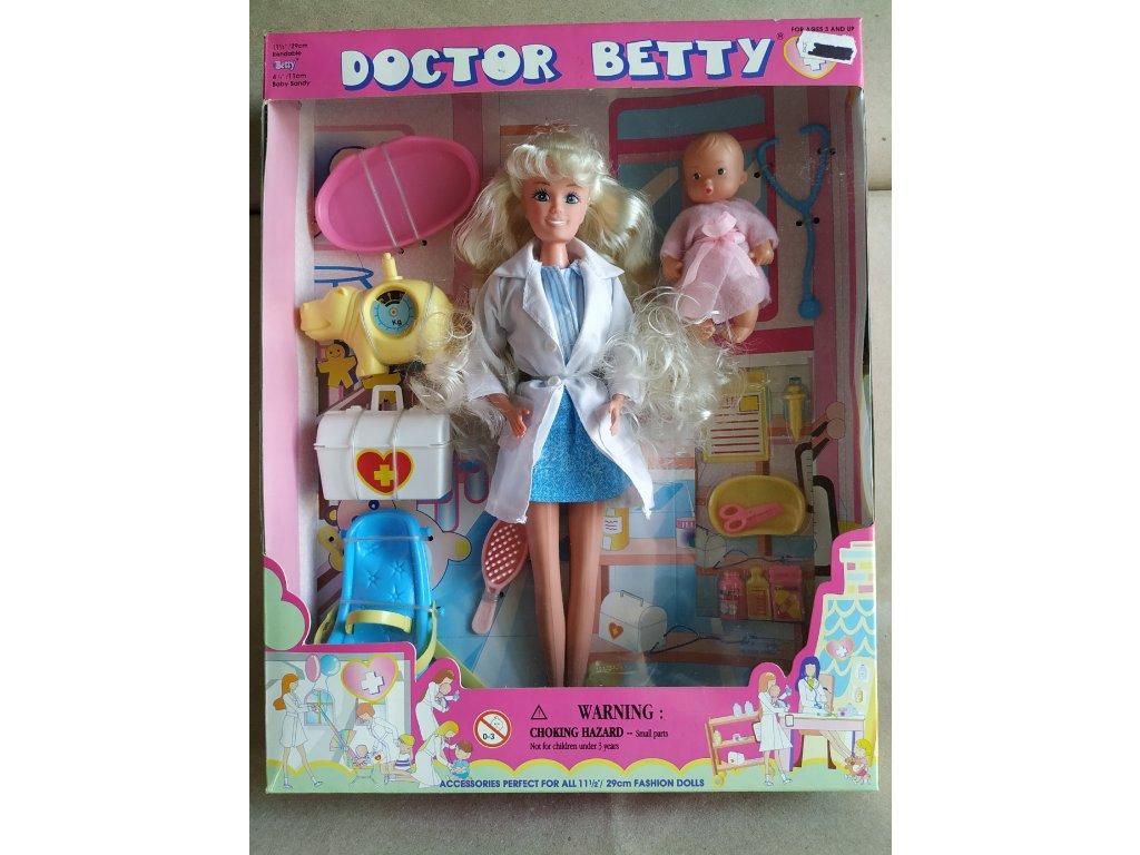 "Panenka 11,5""/29cm Doktorka Betty (HR2.12)"