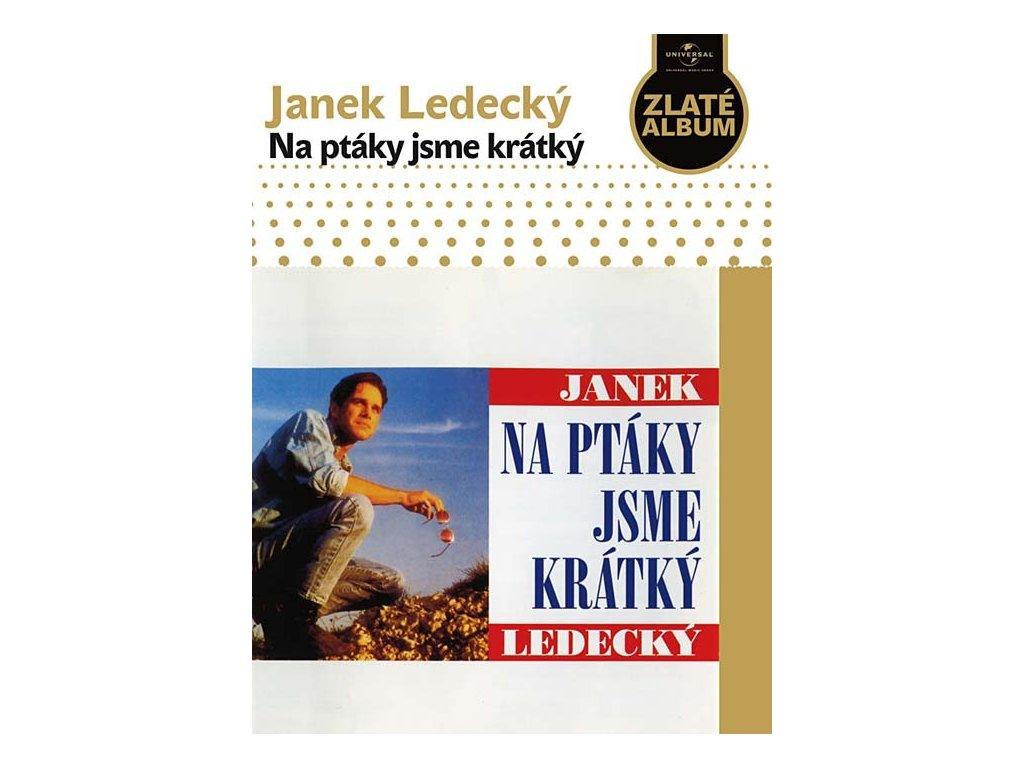 Janek Ledecký - Na ptáky jsme krátký (Slidepack)