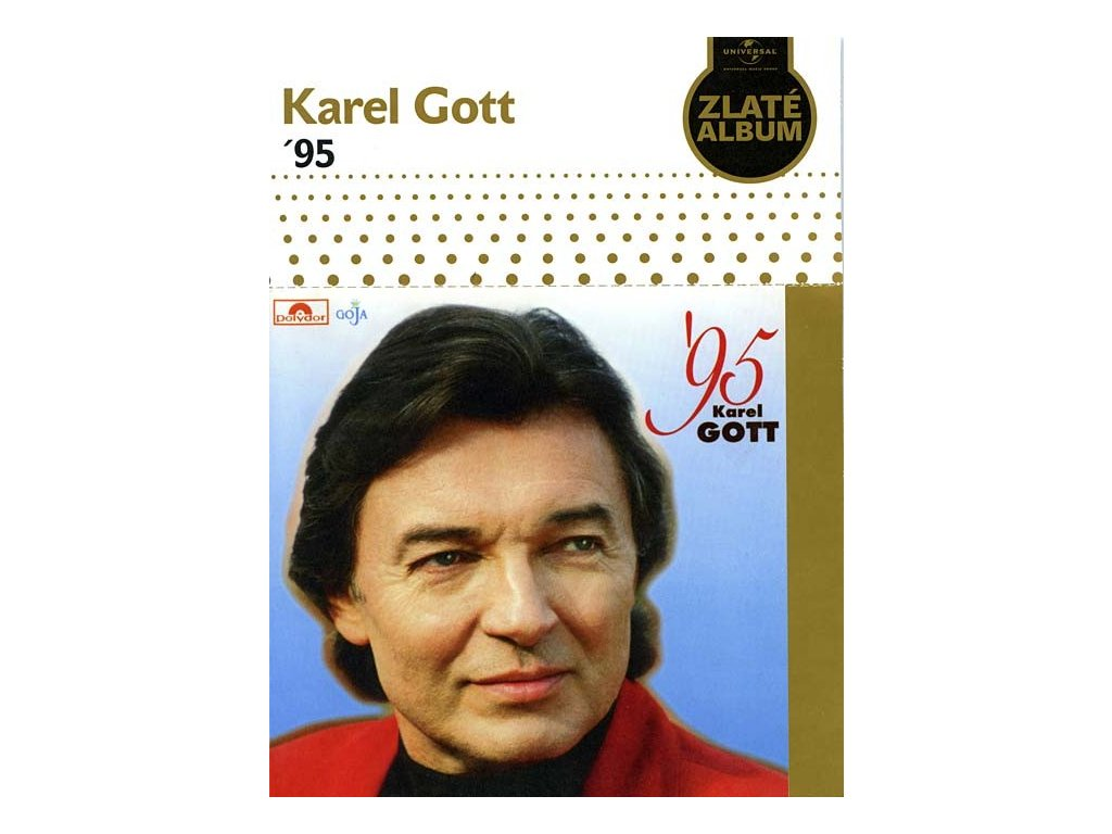 Karel Gott - ´95 (Slidepack), CD digipack