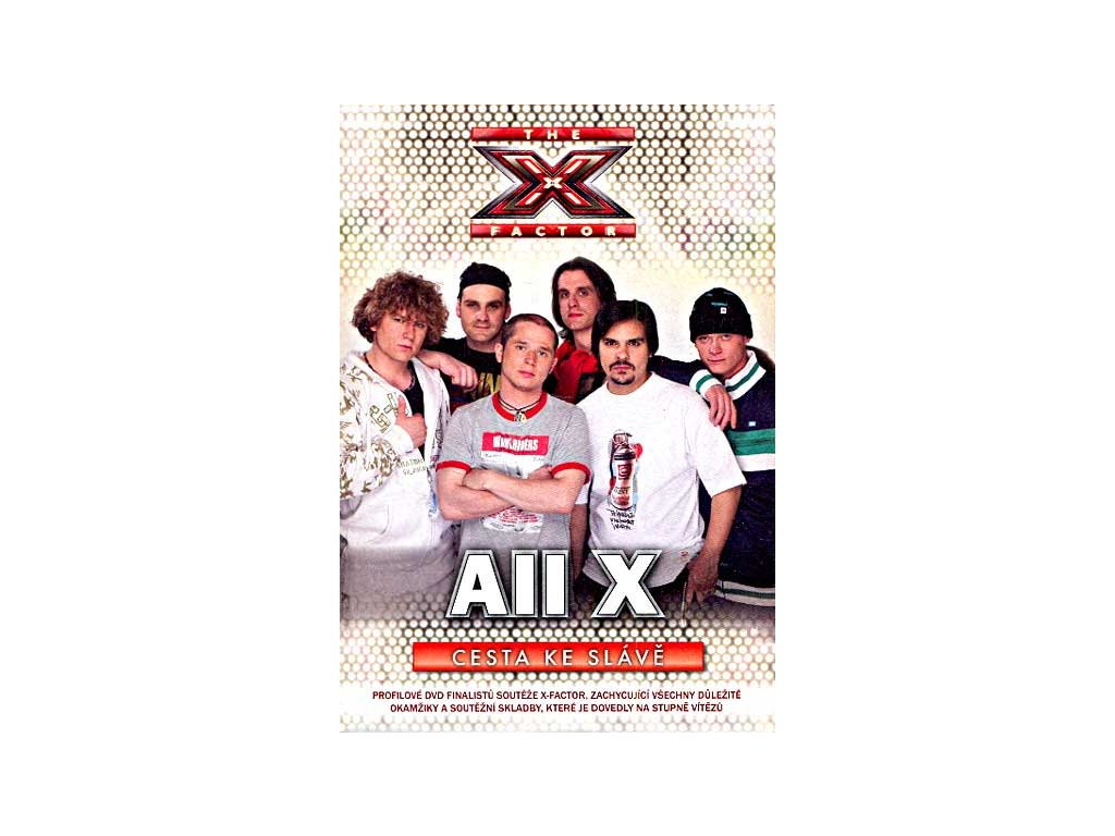 All X Cesta ke slávě X Factor