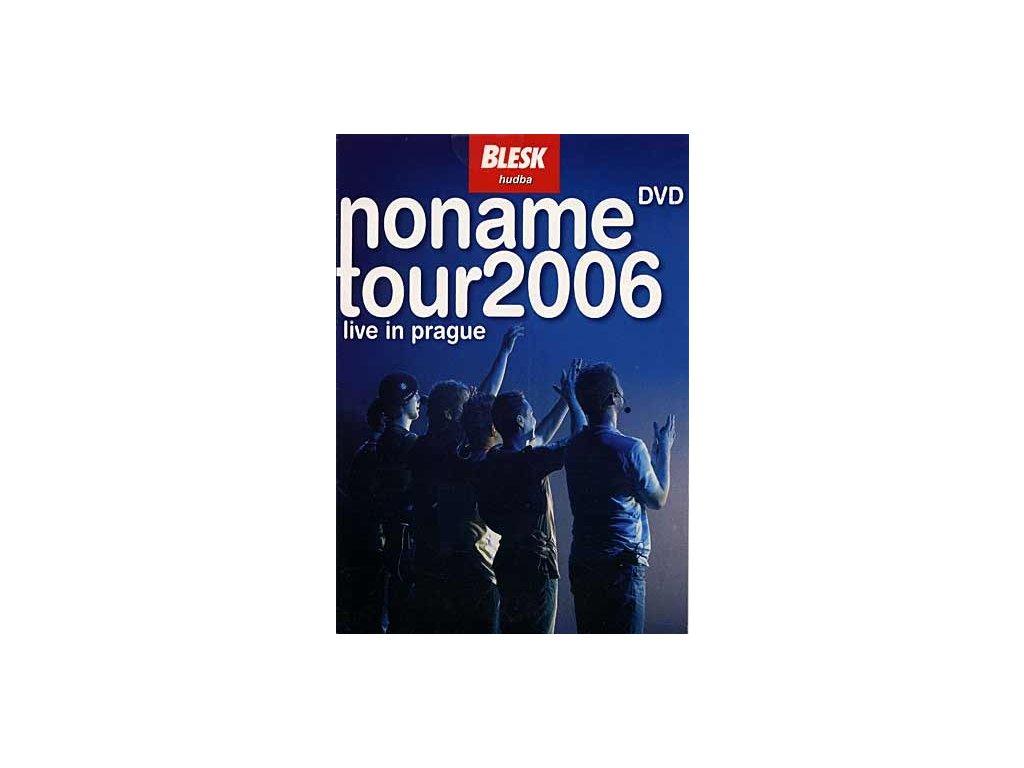 No Name - Live In Prague / Tour 2006, DVD pošetka