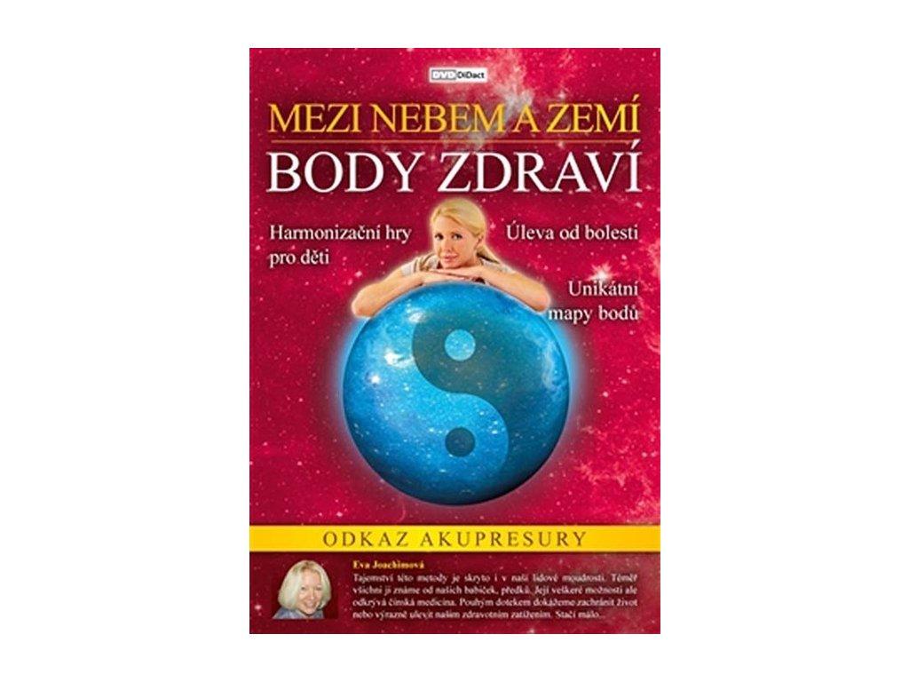 Odkaz akupresury: Body zdraví DVD