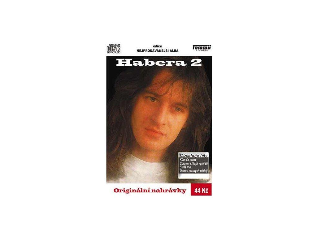 Pavol Habera - 2, CD pošetka