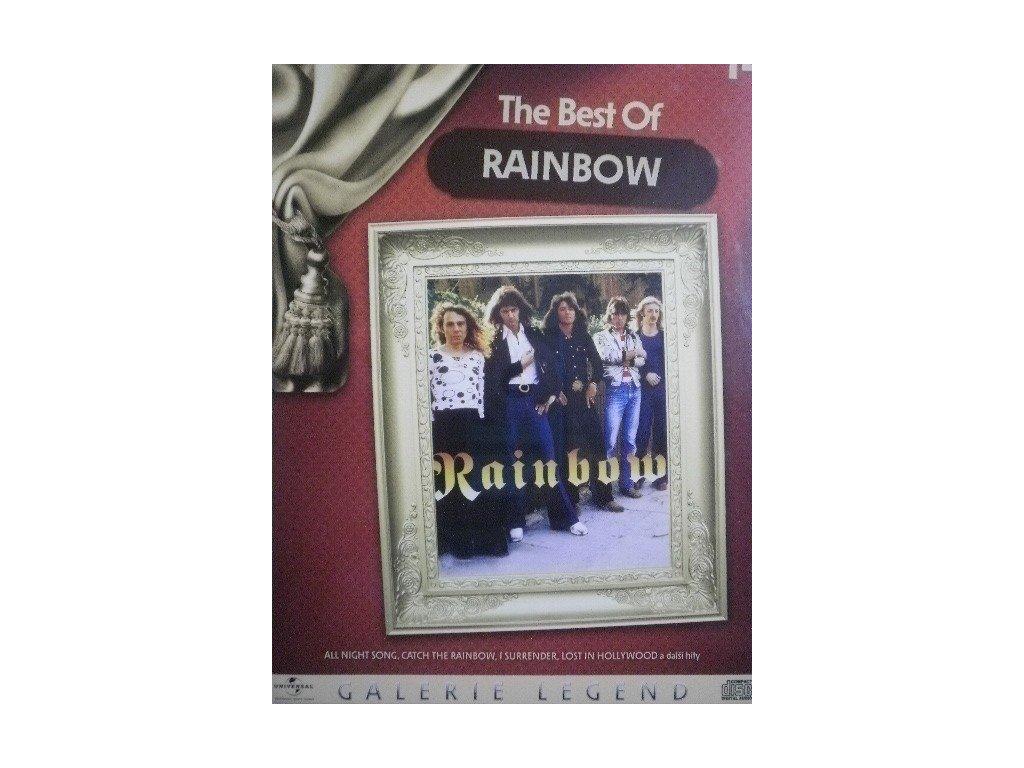 Rainbow - The Best Of Slidepack, CD - digipack