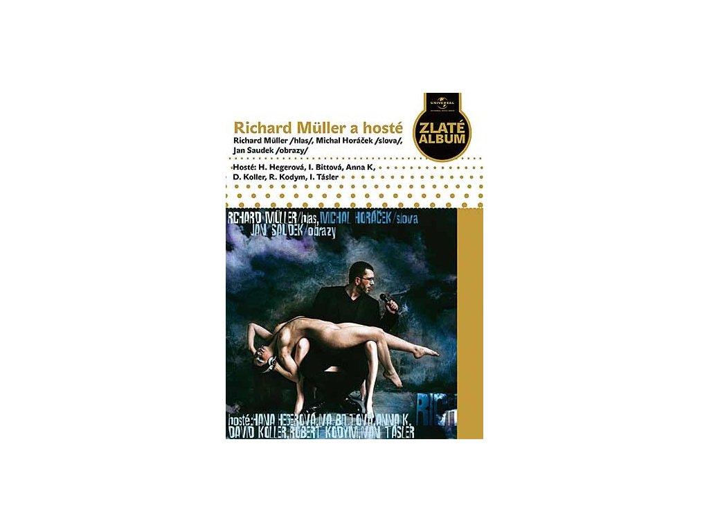 Richard Müller - a hosté (Slidepack), CD digipack