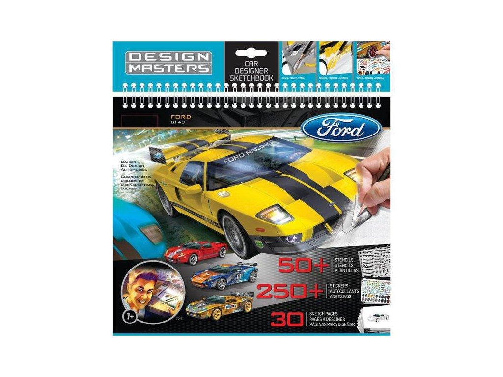 SMU Ford GT 40 portfolio velké (1)