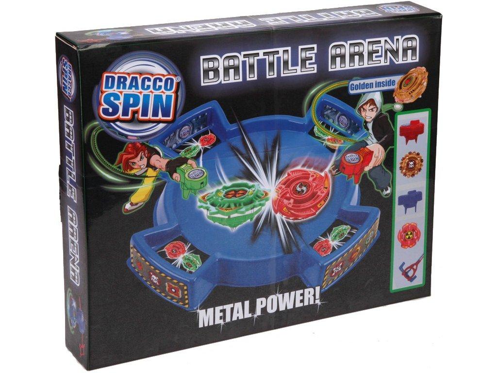 Dracco spin arena