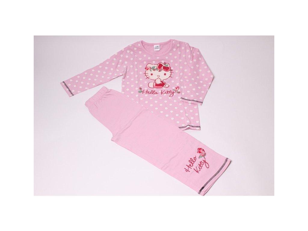 Dívčí pyžamo Hello Kitty (Disney)
