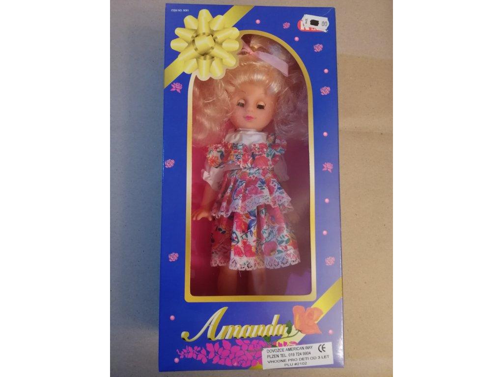 Panenka Amanda 32cm (HR2.3)