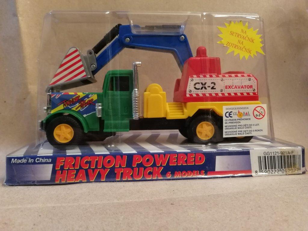 Truck nakladač na setrvačník (HR2.14)
