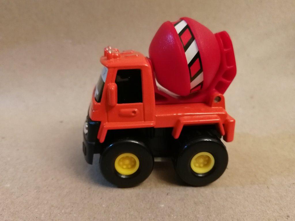 Mini míchačka auto (HR2.5)